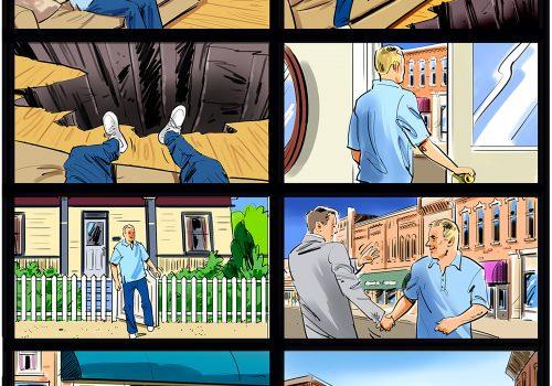 Epclusa Storyboard