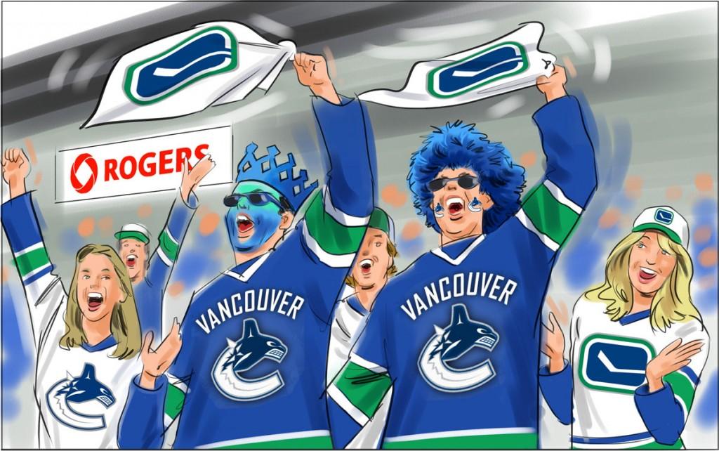 Rogers fans