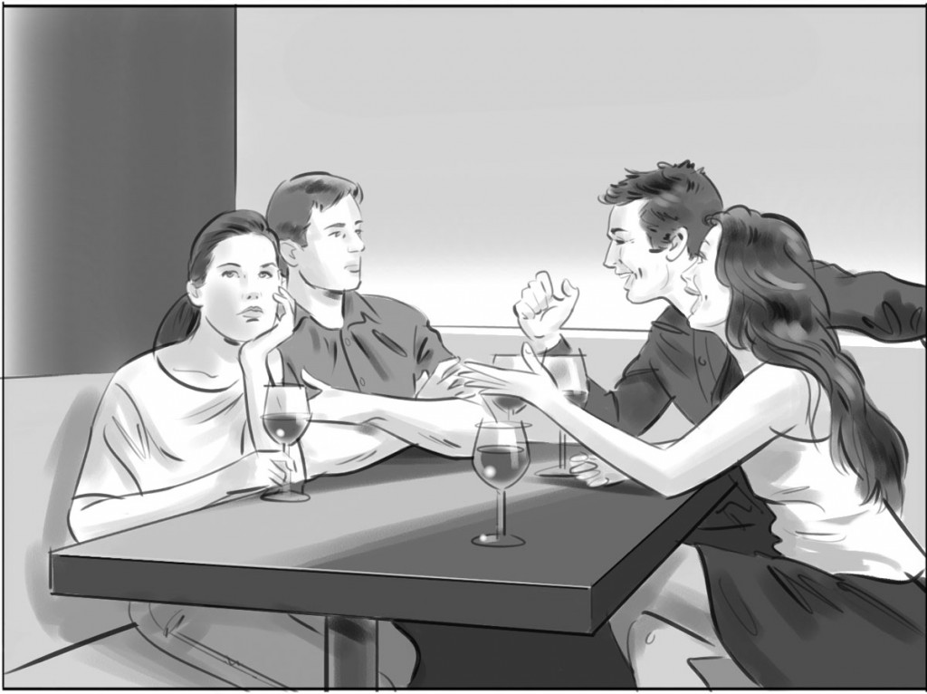 The Keg Illustration 6