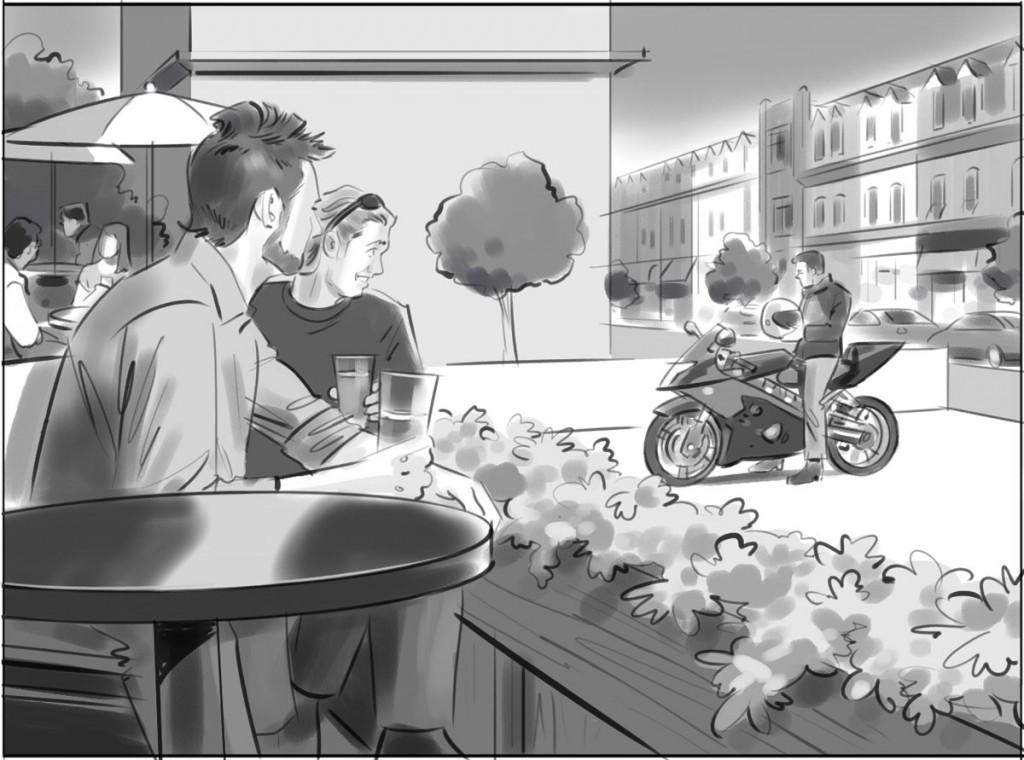 The Keg Illustration 4