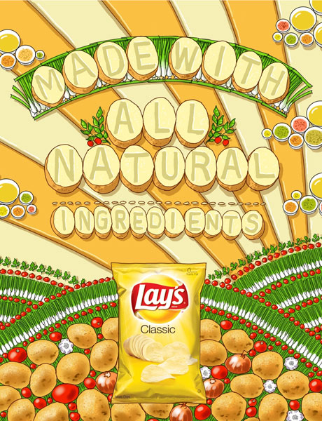 Lay's chips 3