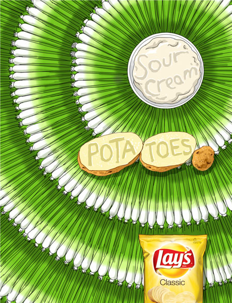 Lay's chips 2
